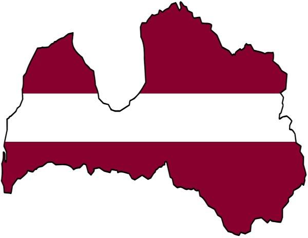 Some facts about Latvia Total area: 64,589