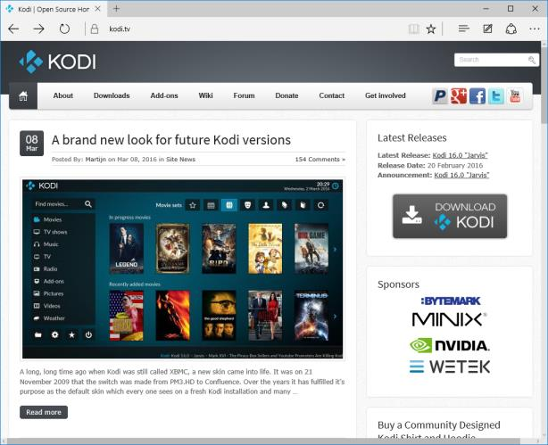 2. Introduction to Kodi Kodi is an award-winning free and open source (GPL) software media center for playing videos, music, pictures, games, and more.