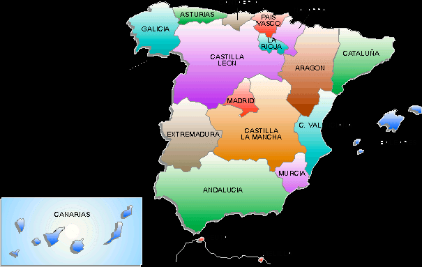 The Regional Governments, and 3.