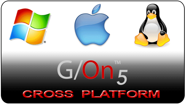 Remote users have preferences G/On 5 works for Windows, Mac and Linux The G/On Client user