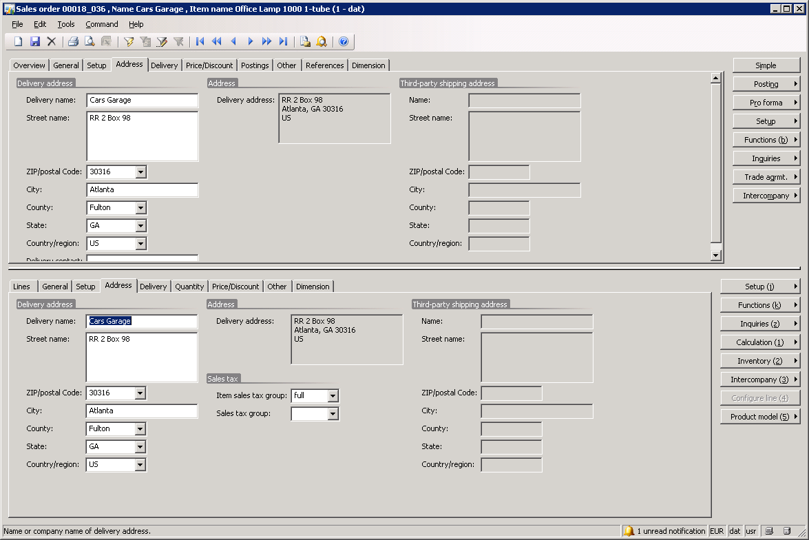 shipping carrier interface pdf the carrier interface looks at the mode of delivery for the packing slip to determine which