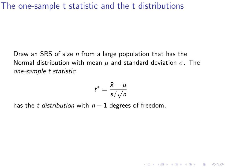 distribution with mean µ and standard deviation σ.