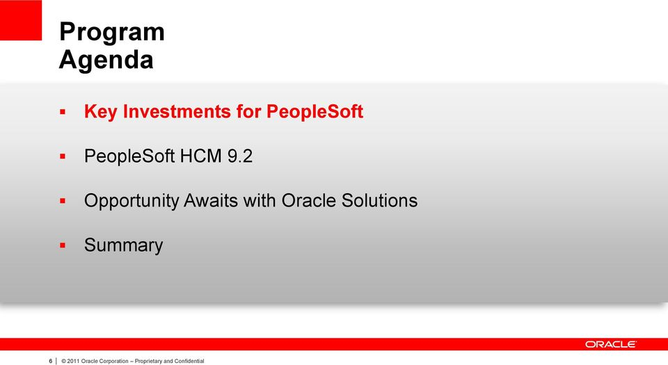 2 Opportunity Awaits with Oracle