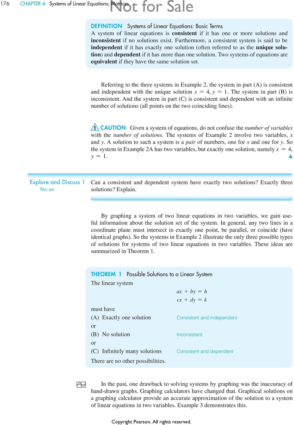 systems of linear equations; matrices - pdf