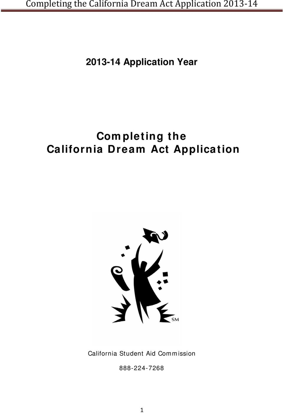 Dream Act Application