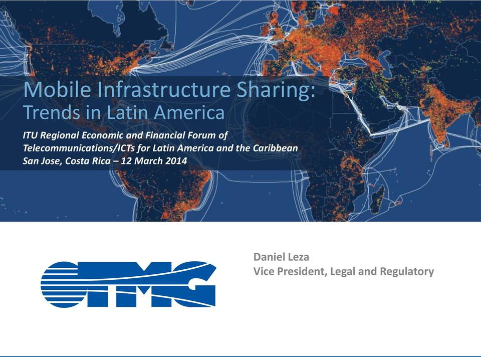 Telecommunications/ICTs for Latin America and the Caribbean