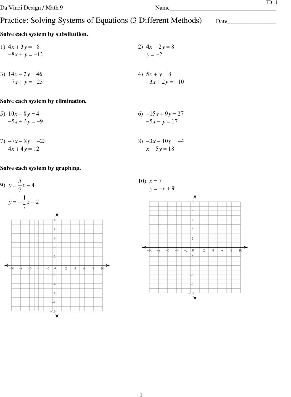 Kuta Software Infinite Algebra 2 Solving MultiStep Equations – Solving Multi Step Inequalities Worksheet