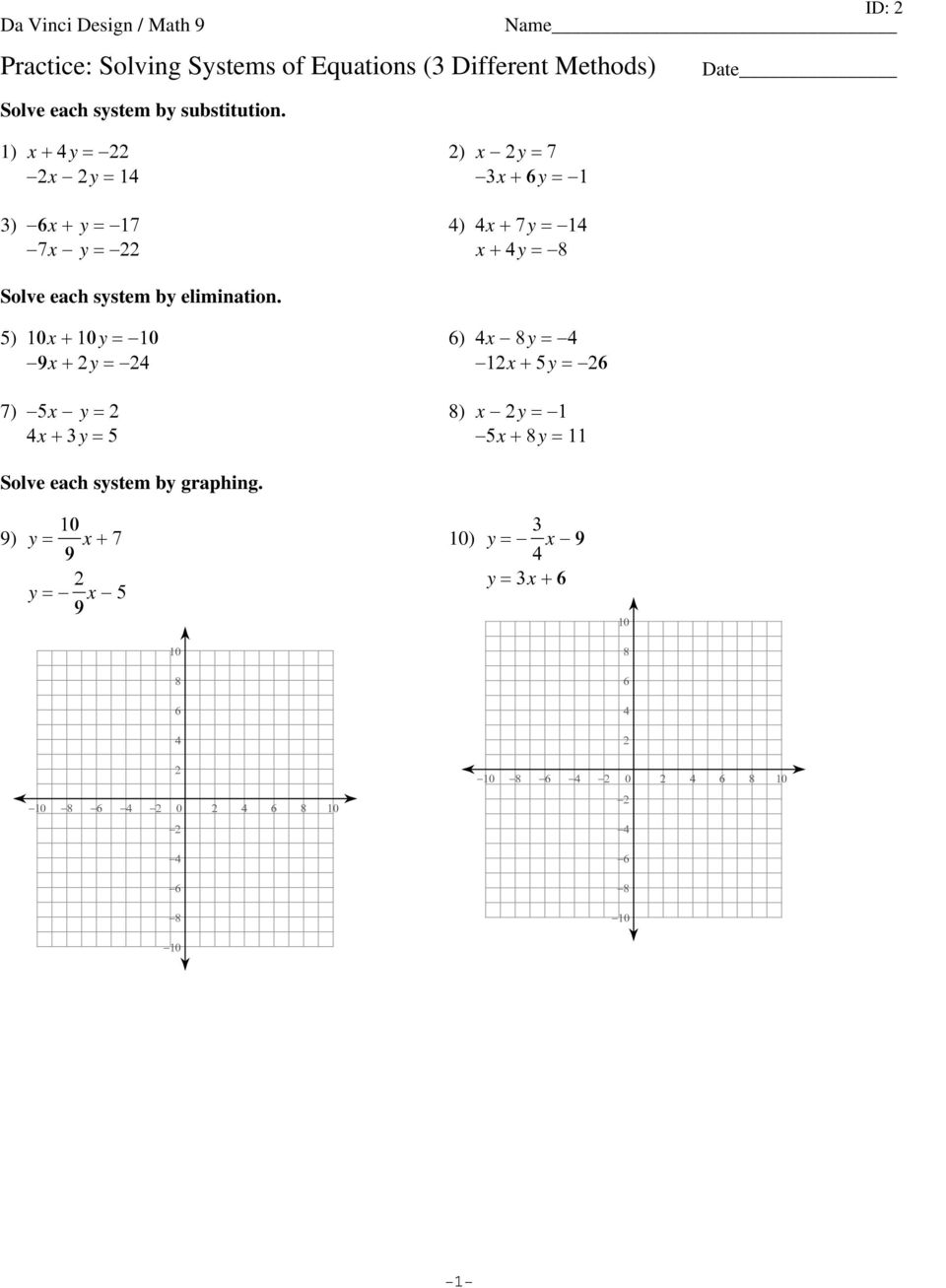 writing linear equations worksheet Identifying linear equations and writing linear equations worksheets #2 this worksheet is an additional practice designed for students that just finished learning about how to identify a linear table.