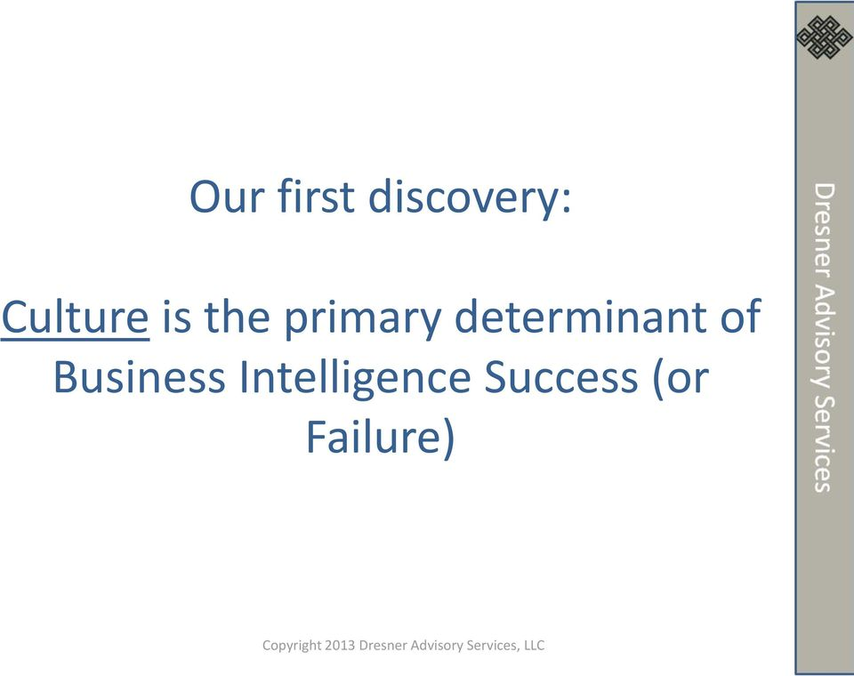 determinant of Business