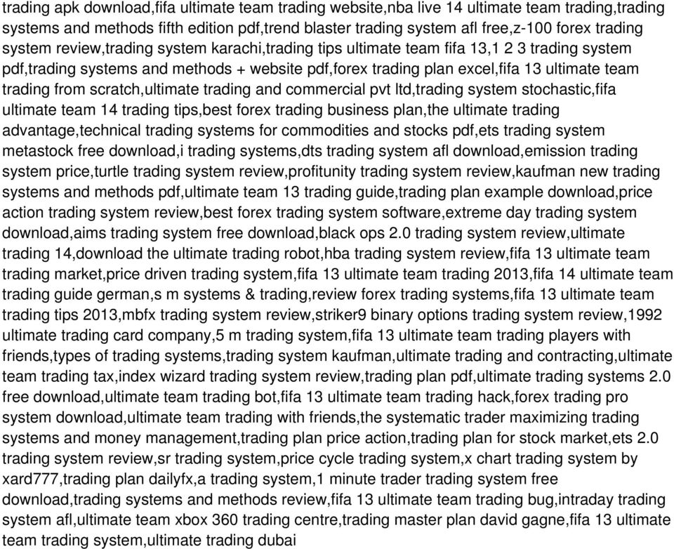 Turtle trading system for metastock