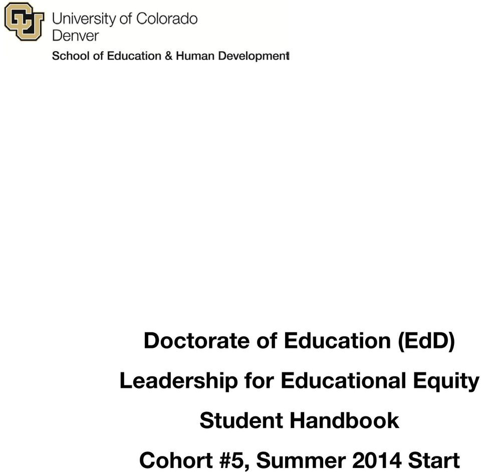 Educational Equity Student