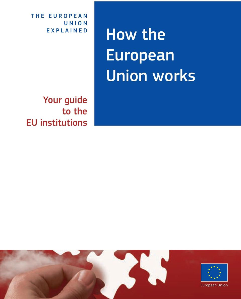 European Union works