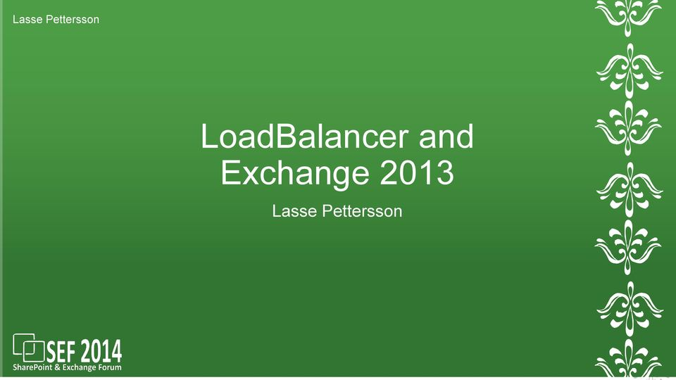 LoadBalancer