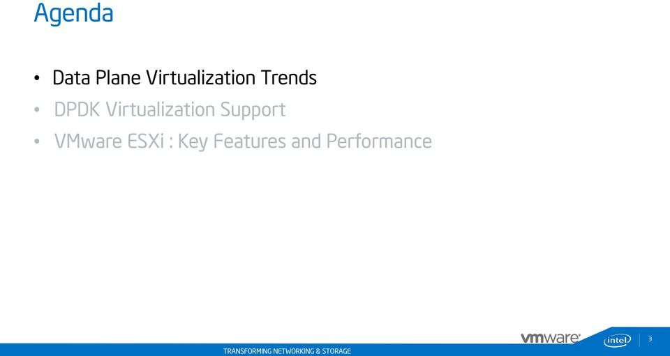 Virtualization Support ware