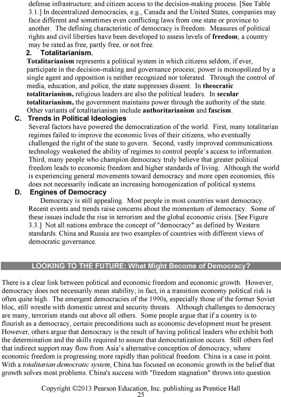 democracy and totalitarianism essay  democracy and totalitarianism essay