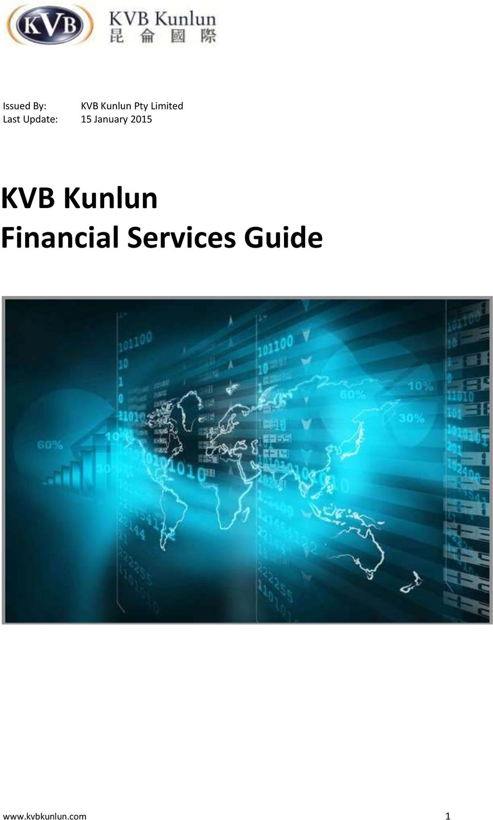 January 2015 KVB Kunlun