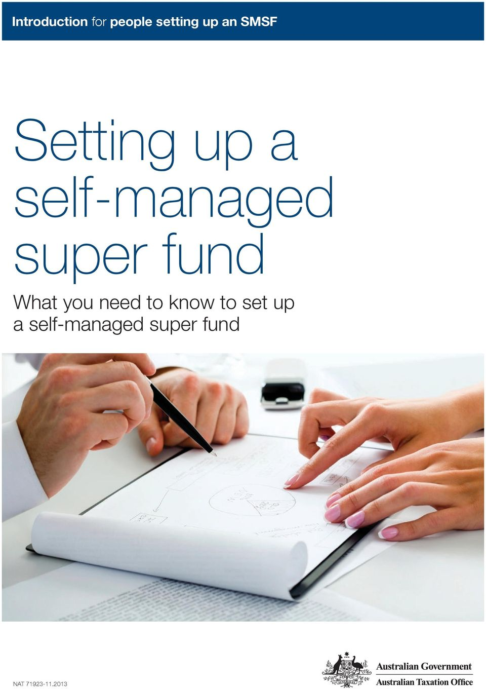 fund What you need to know to set up a