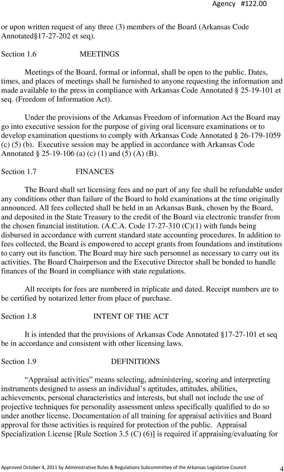 (Freedom of Information Act).