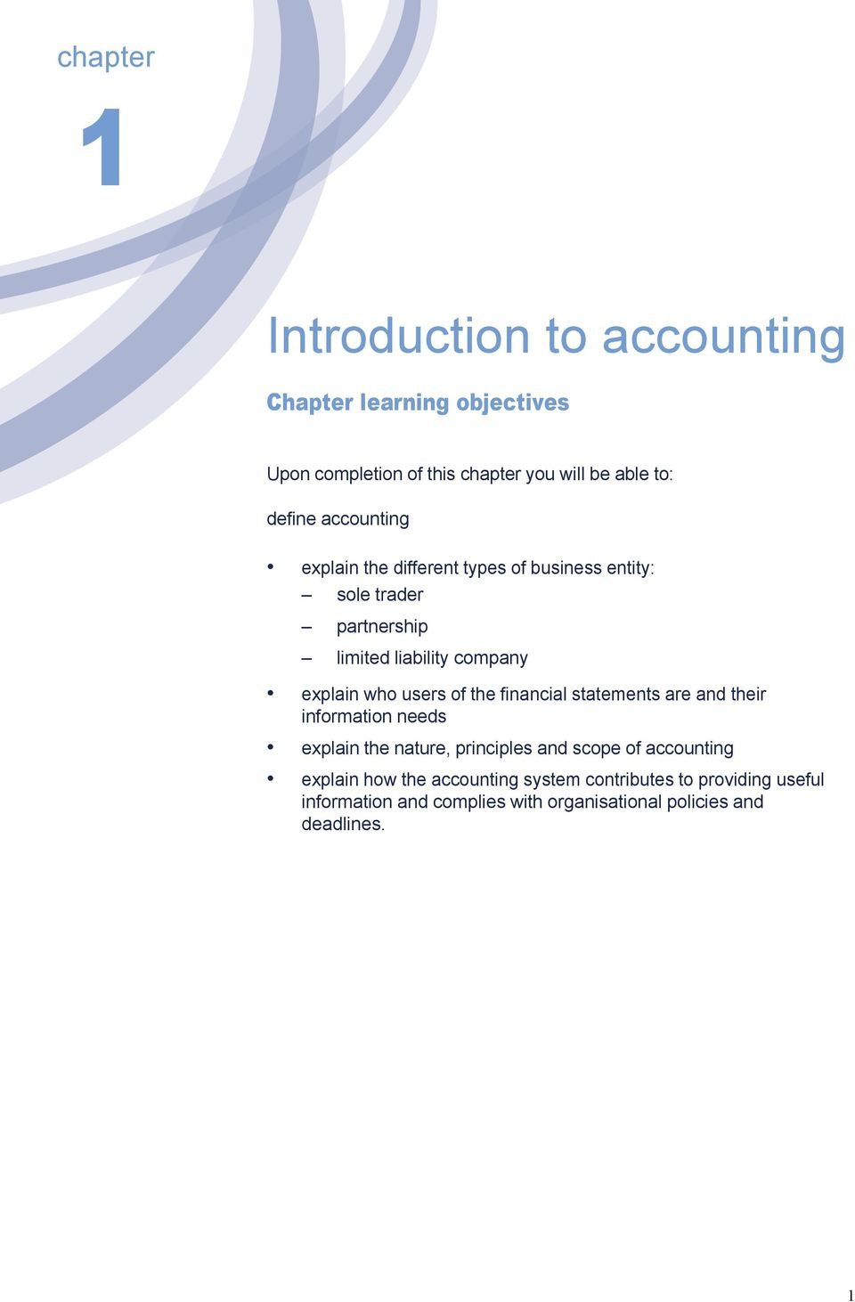 nature and scope of accounting essay
