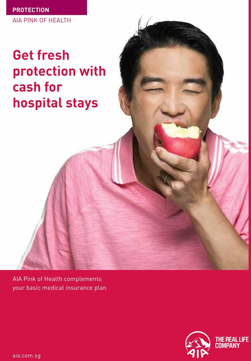 hospital stays AIA Pink of Health