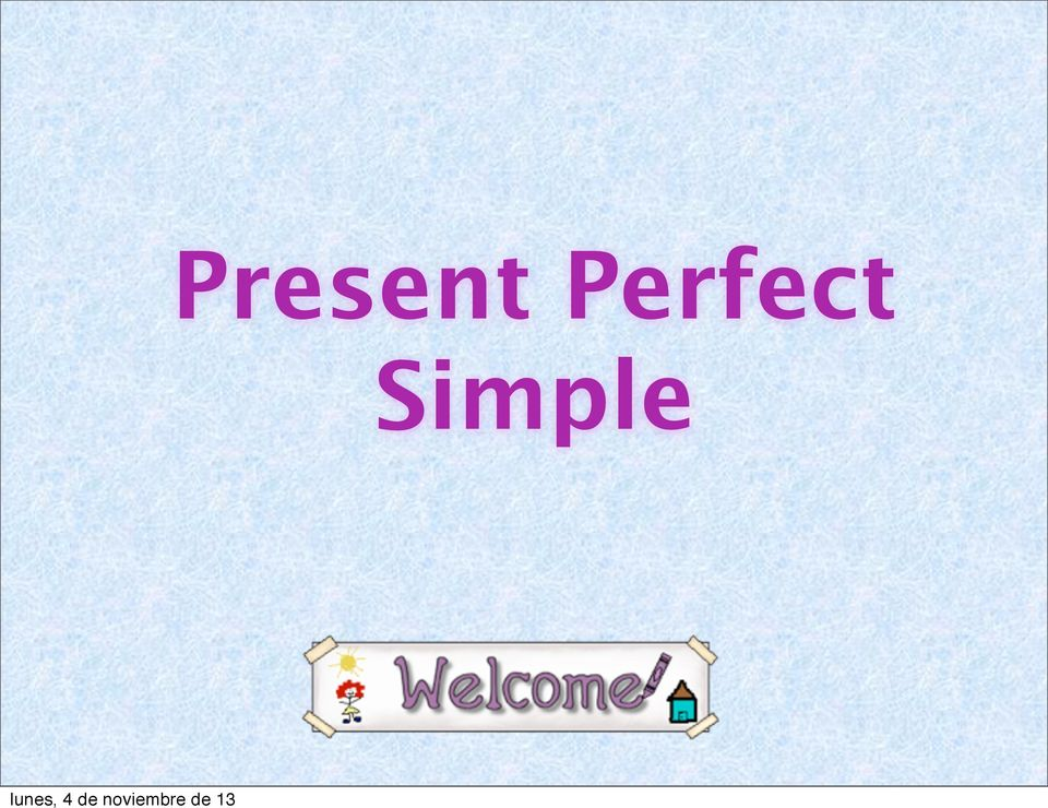 Perfect simple