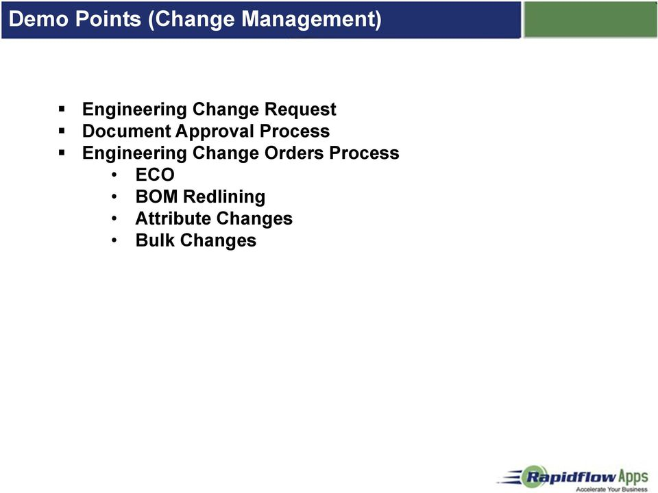 Approval Process Engineering Change