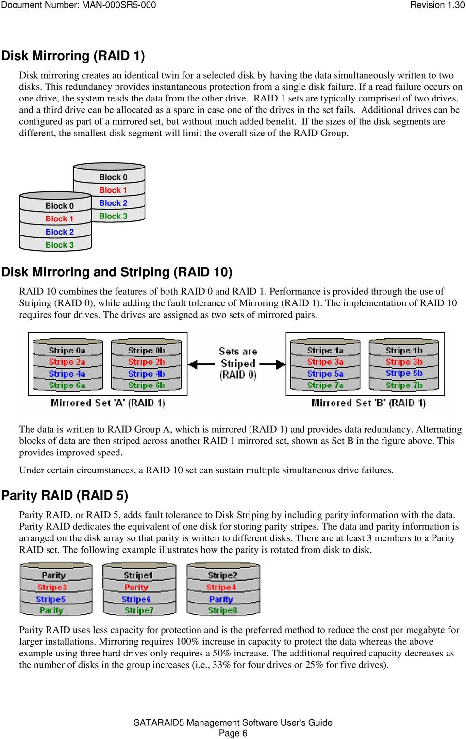 RAID 1 sets are typically comprised of two drives, and a third drive can be allocated as a spare in case one of the drives in the set fails.