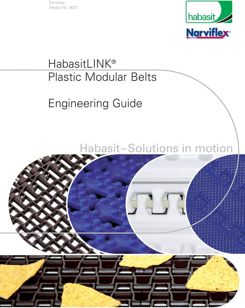 Modular Belts Engineering