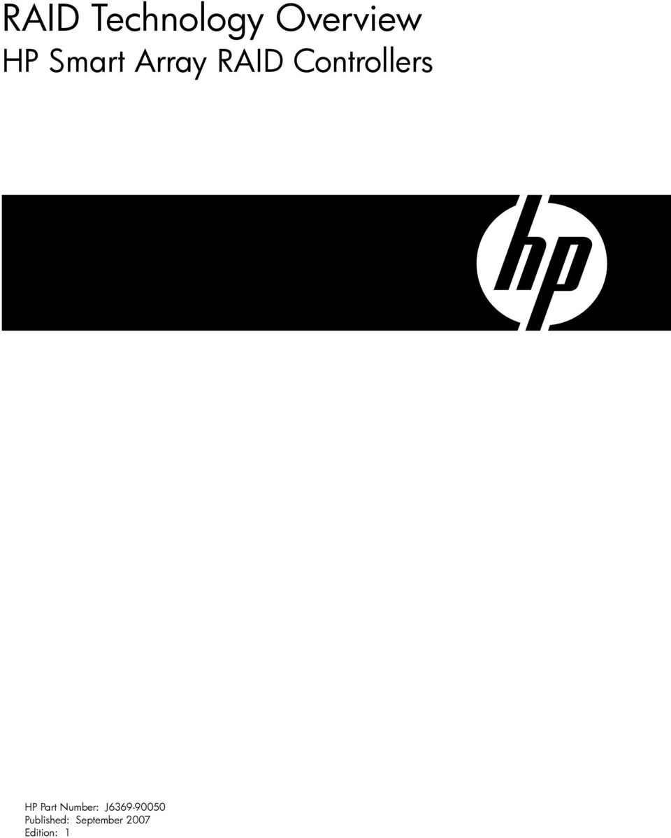 HP Part Number: J6369-90050