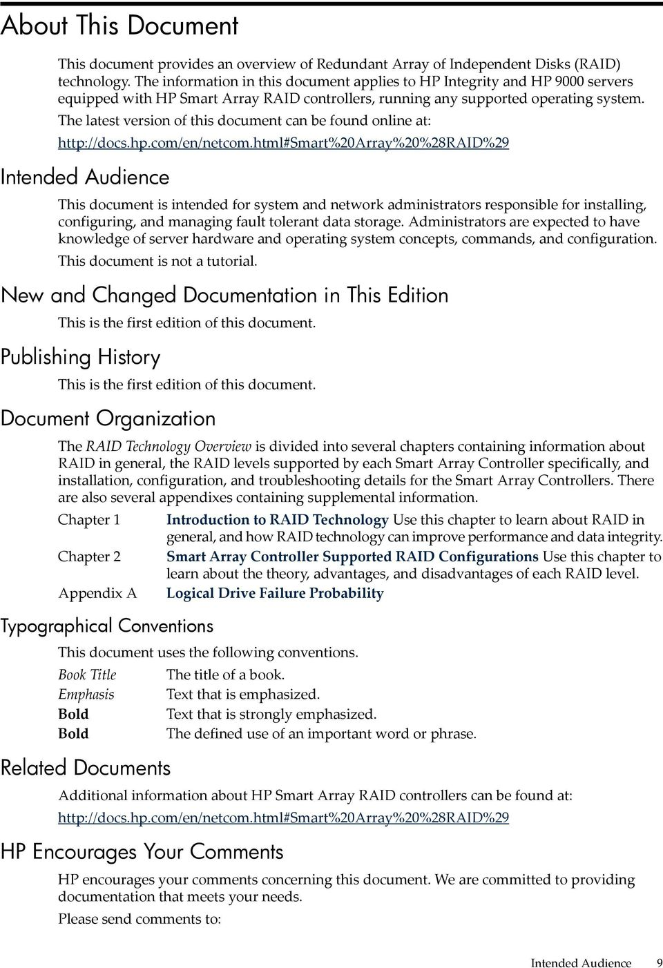 The latest version of this document can be found online at: http://docs.hp.com/en/netcom.