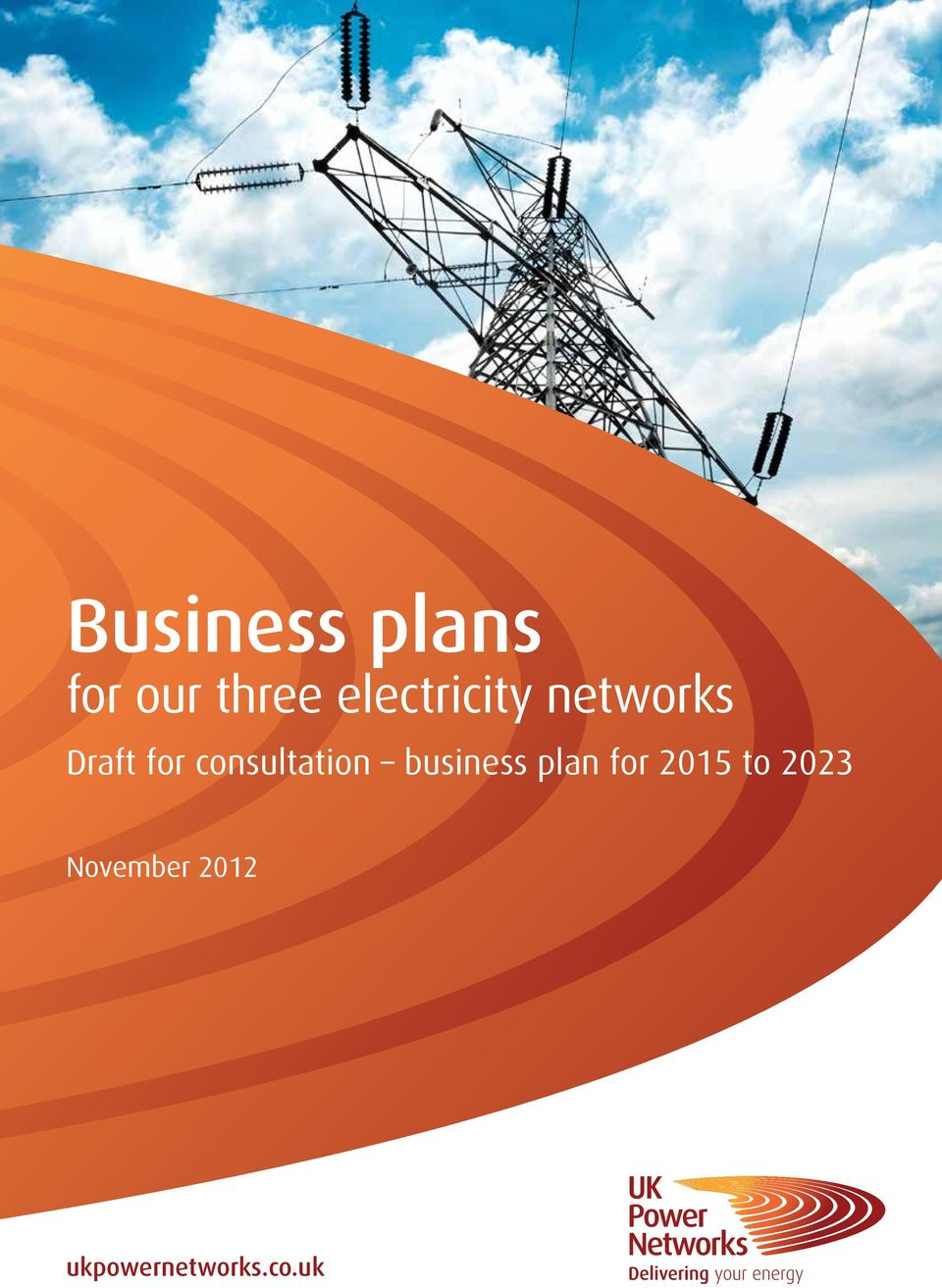consultation business plan for