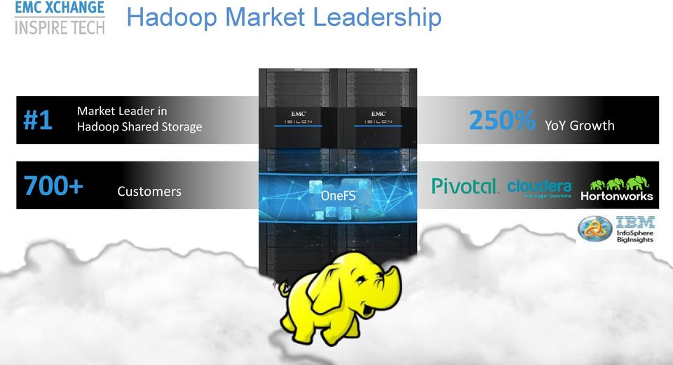 Hadoop Shared Storage