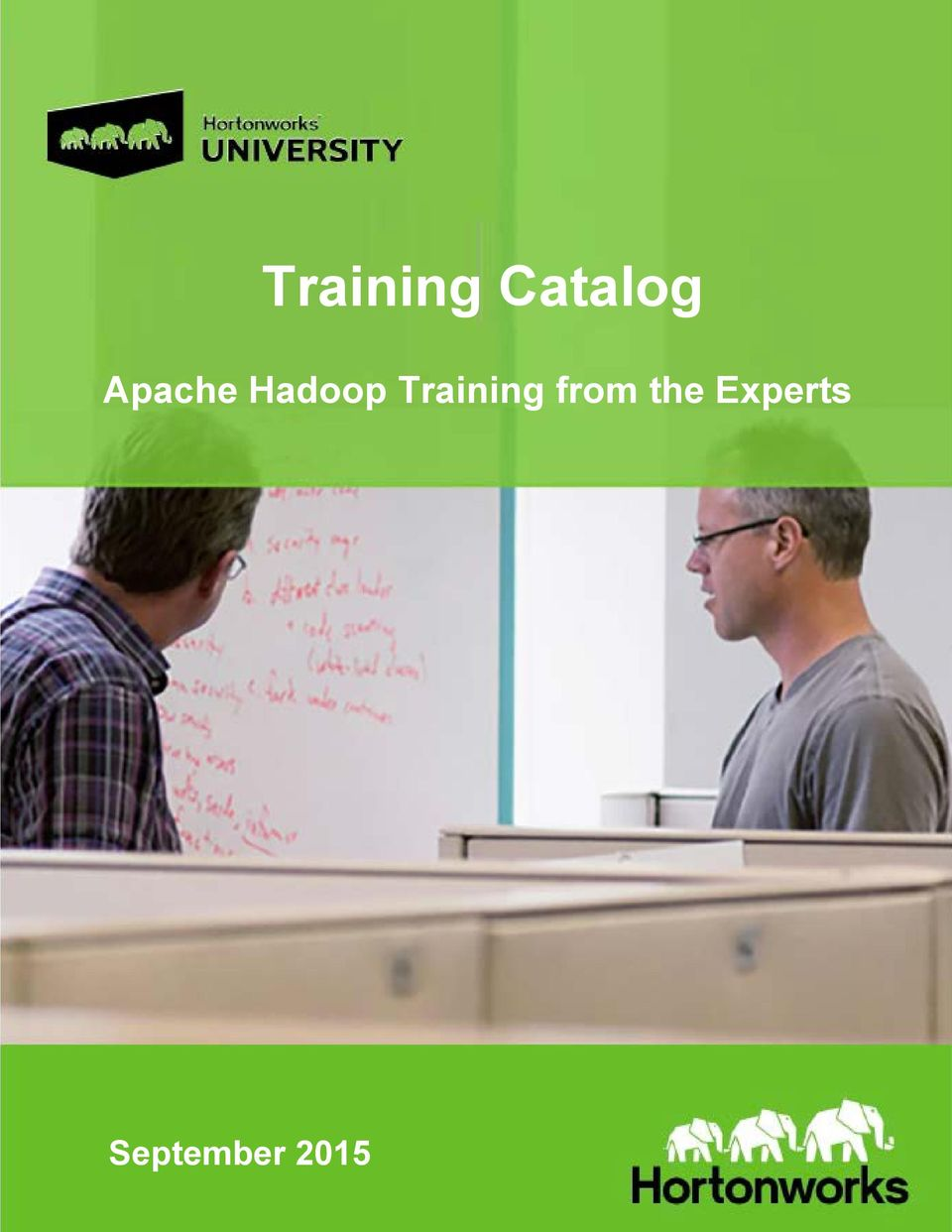 2015  Training From the Experts