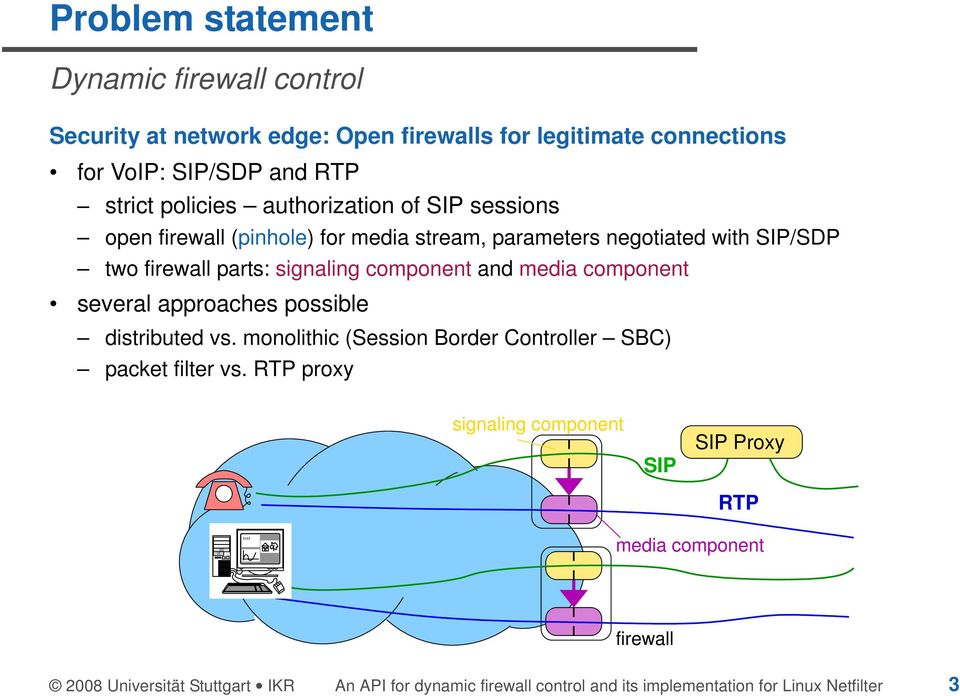 voip problem statement Ip-based vehicular networking: use cases, survey and problem statement (internet-draft, 2018.