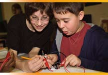 12 COMMITMENT #3: To Help Children Develop a Passion for Learning Diversity in learning A key factor in student success is the motivation of the child to learn.
