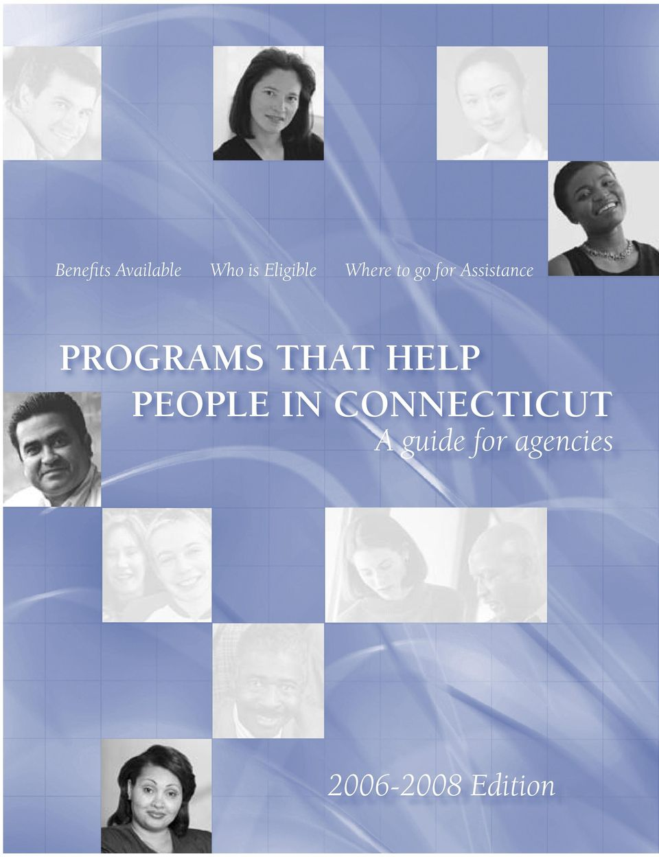 THAT HELP PEOPLE IN CONNECTICUT A