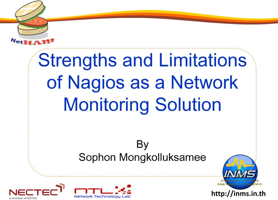Monitoring Solution By