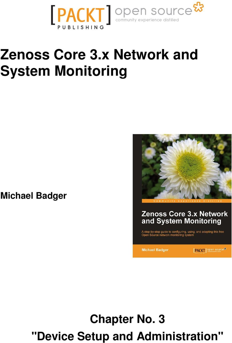 x Network and System Monitoring Michael