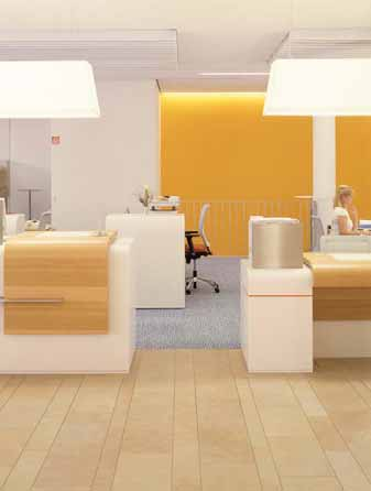 Floor coverings Standard coverings A range of floor coverings individualise your FLOOR and more.