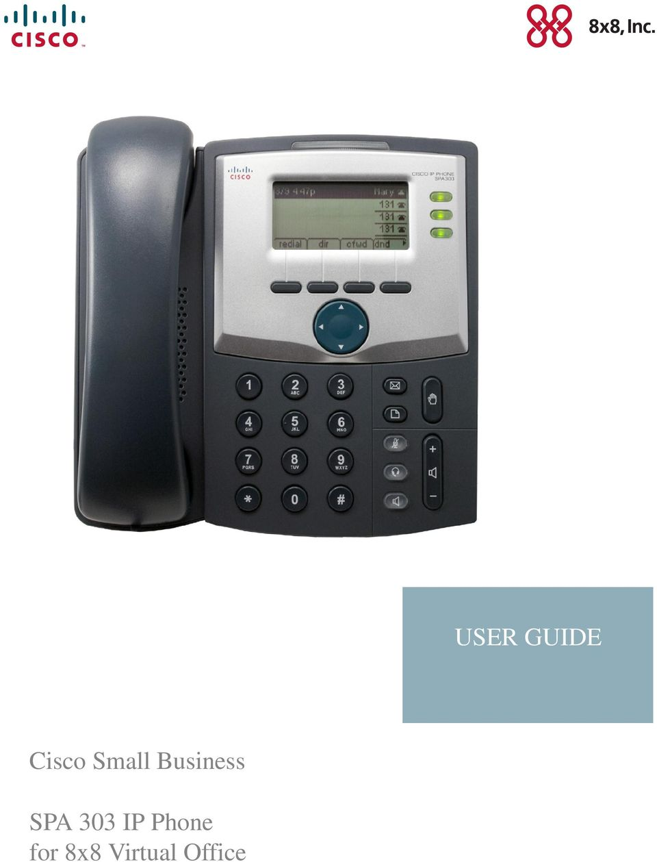 SPA 303 IP Phone