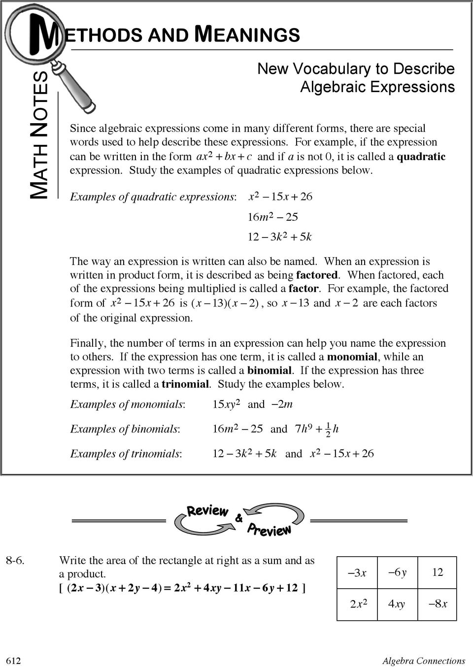 Homework help science quadratic function