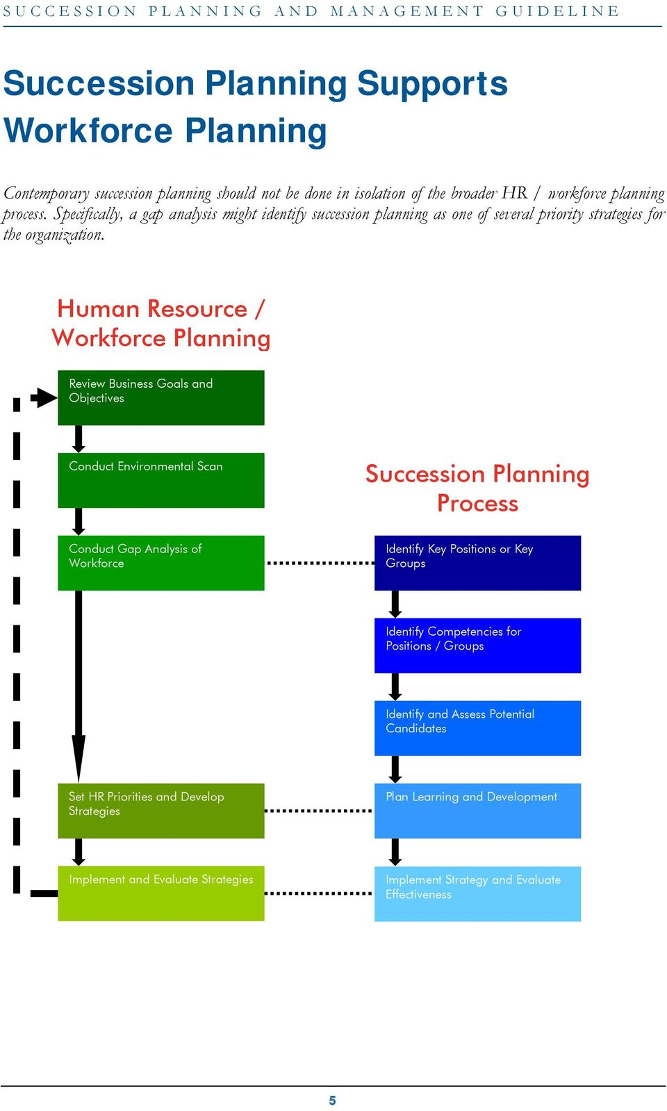 succession planning an analysis of Succession planning- what is it a deliberate  why is succession  planning necessary   succession planning – phase 2: conduct position  analysis.
