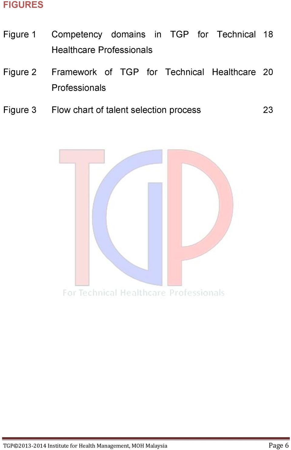 Professionals 18 20 Figure 3 Flow chart of talent selection process