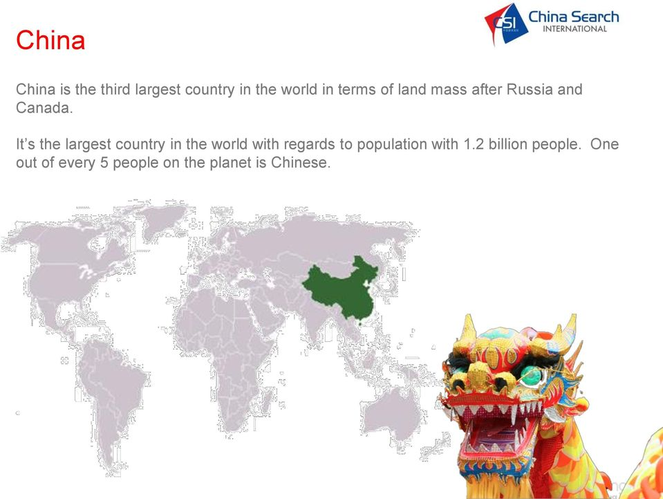 It s the largest country in the world with regards to