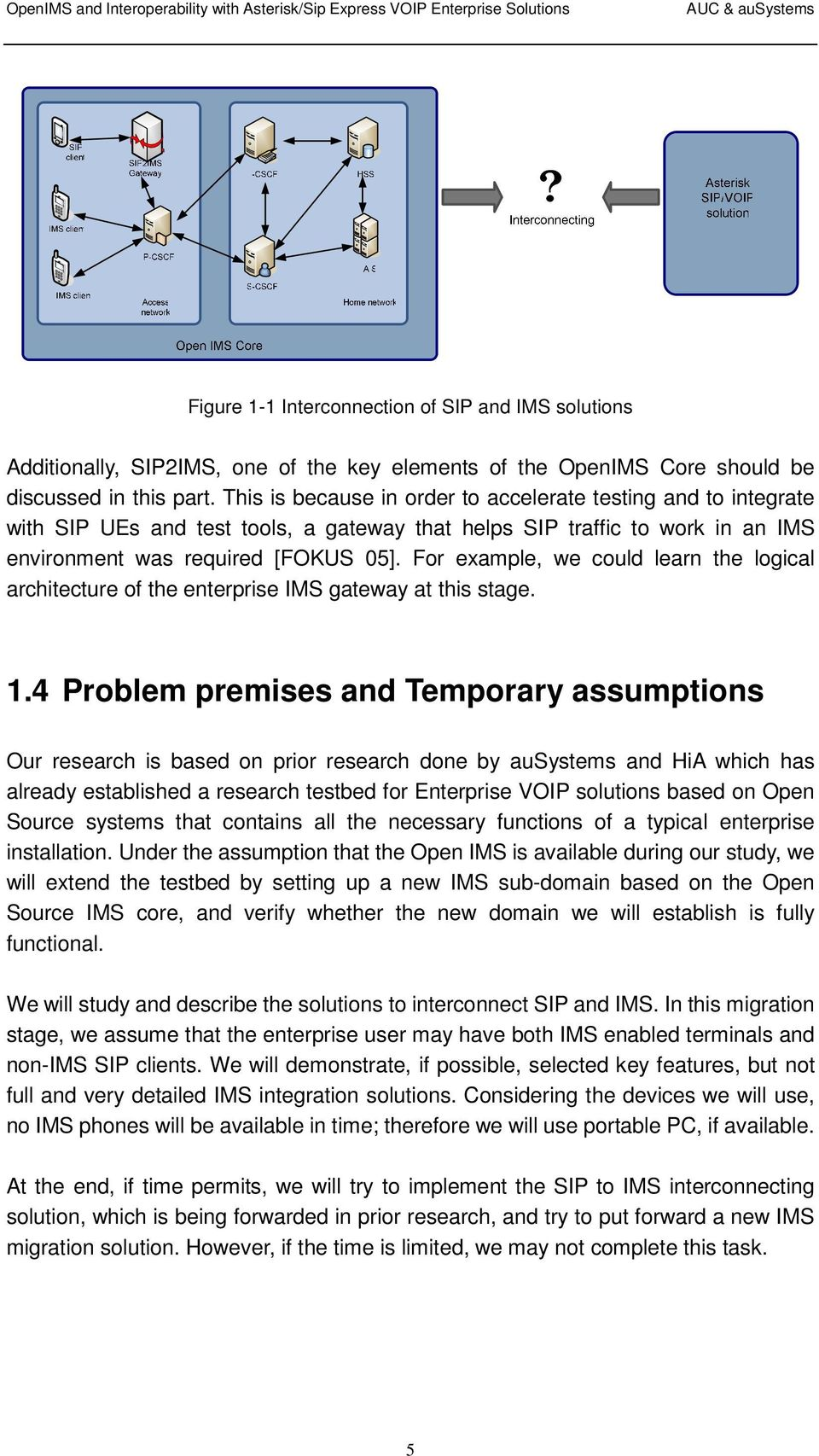 For example, we could learn the logical architecture of the enterprise IMS gateway at this stage. 1.