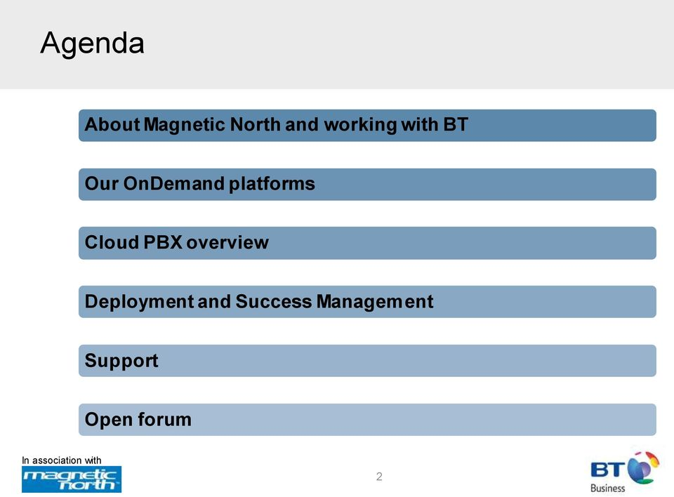 platforms Cloud PBX overview