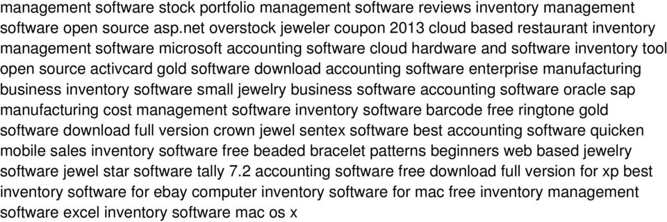 peachtree accounting software free  2010 full version