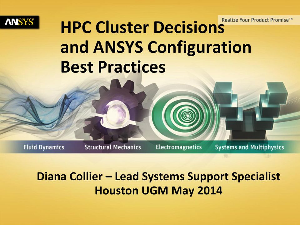 Diana Collier Lead Systems