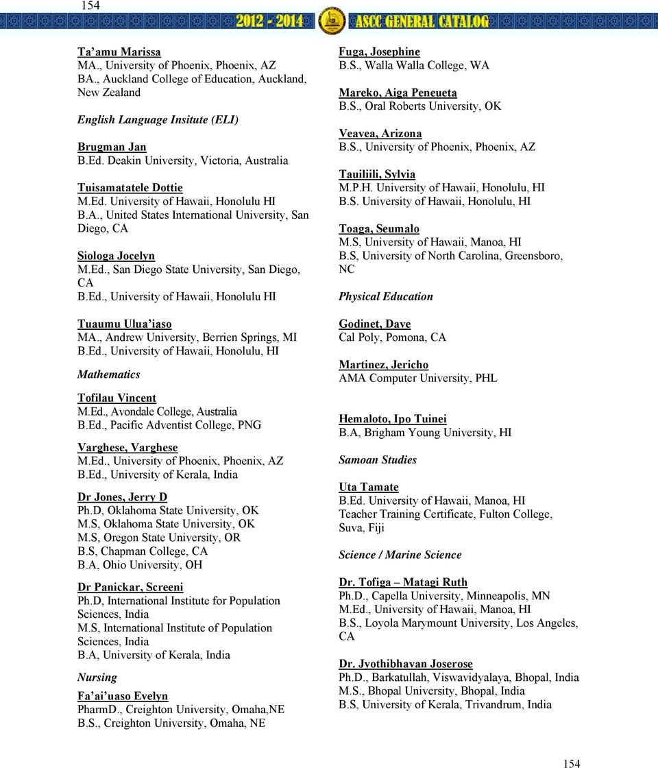 staff and administration positions pdf