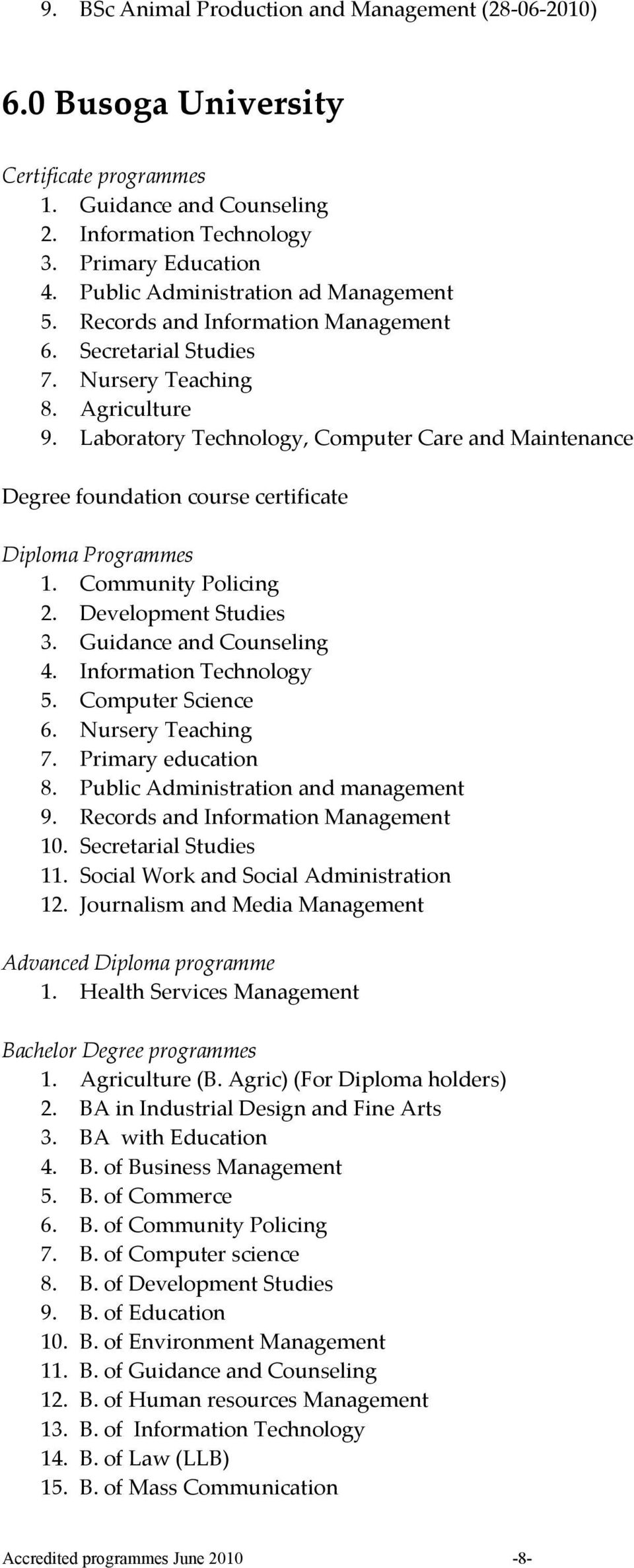 Base of educational work from 2dip